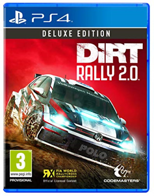 Software - PS4-Dirt Rally 2.0 Deluxe Edition GAME NUOVO