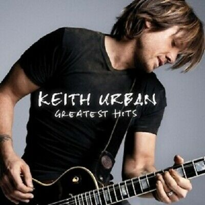 "Keith Urban ""greatest Hits"" Cd New"