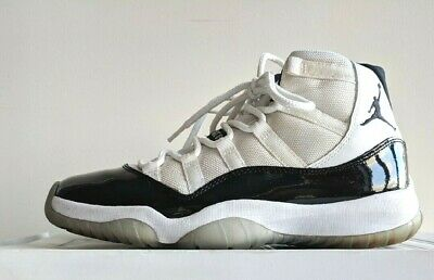 buy popular 00990 8a58c JORDAN 11 CONCORD (2011), sz 9, 7/10 condition, needs repair