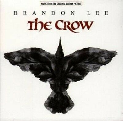 The Crow Soundtrack Cd New