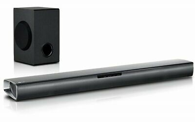 Lg Soundbar Sj2 160W Bluetooth Subwoofer Wireless 2.1 Usb Altoparlante Wi-Fi