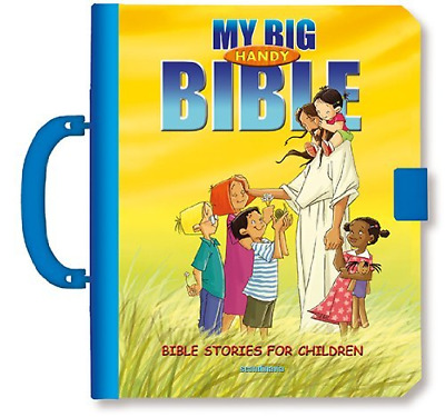 My Big Handy Bible: Bible Stories for Children by Cecilie Olesen