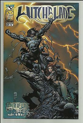Witchblade #36 - Image/Top Cow Comic cult comic