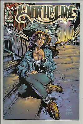 Witchblade #38 - Image/Top Cow Comic cult comic