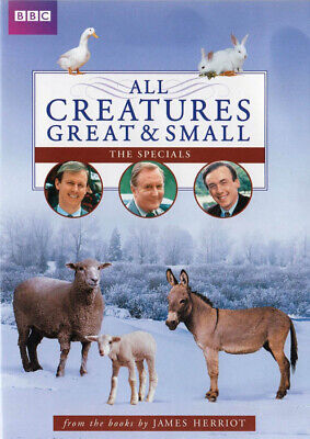 All Creatures Great & Small: The Specials (Bbc *new Dvd