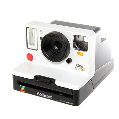 Polaroid Originals 9003 OneStep 2 Instant Film Camera (White)