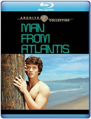 Man From Atlantis [New Blu-ray] Manufactured On Demand, Full Frame, Amaray Cas
