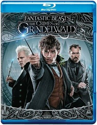 Fantastic Beasts: The Crimes Of Grindelwald [New Blu-ray] With DVD, Digital Co