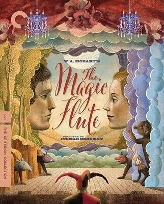 The Magic Flute (Criterion Collection) [New Blu-ray] Special Ed, Subtitled, Wi