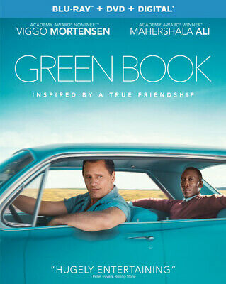 Green Book [New Blu-ray] With DVD, 2 Pack, Digital Copy