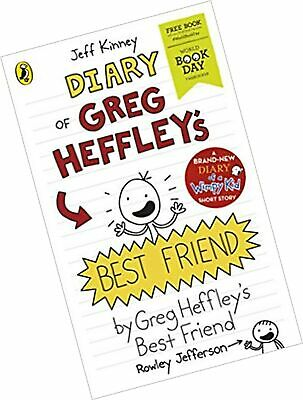 Diary of Greg Heffley's Best Friend: World Book Day 2019 (Diary of a Wim... Book