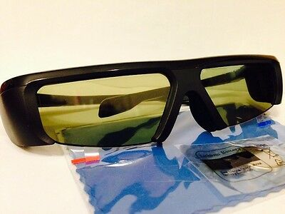 Samsung 3D TV Glasses SSG-2100AB, ORIGINAL,Never Used,RARE Collection, No Pack.