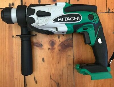 8a4be17c46a Hitachi 18V Rotary Hammer Drill Driver In PerfectWorking Condition DH18DSL