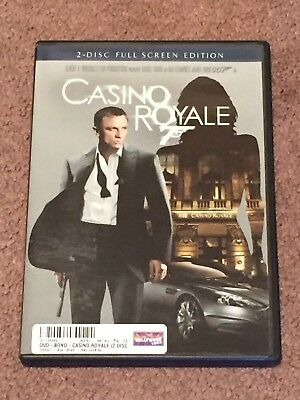 Casino Royale 007 (DVD, Movie, Action, 2-Disc Full Screen Edition, PG-13)