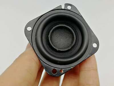 2pcs HIFI 40mm 5W~10W Full-frequency Bass Wifi Speaker Neodymium