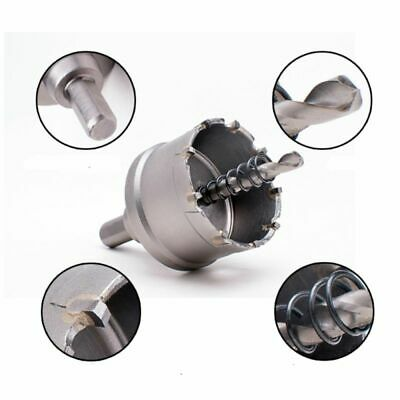 1pc Carbide Tip Metal Cutter Hole Saw Select from 16mm to 100mm
