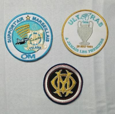 ecusson patch OLYMPIQUE DE MARSEILLE OM ULTRAS SUPPORT'AIR