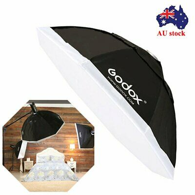 Godox 140cm Octagon Bowens Mount Softbox For Studio Strobe Flash Light Speedlite