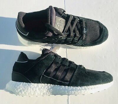 finest selection b1290 a8d3a ADIDAS EQT SUPPORT Ultra Boost Sole 93/16 OG Black Laces BY9148 Men Size 8.5