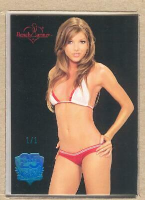 Jada Storm 214 2019 Bench Warmer 25 Years Ice Blue 1/1 2004 Series Two