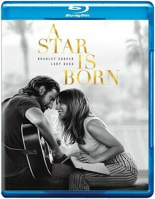 Star Is Born, A (2018) (BD) [Blu-ray] Blu-ray