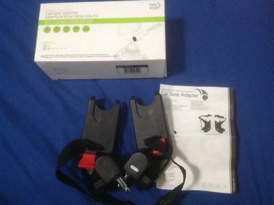 Baby. jogger Mini Pram adaptors to fit Maxi Cosi capsule New