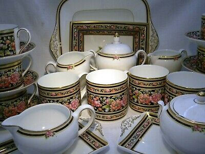 Wedgwood Clio / Accent  Dinner & Tea Service Selection