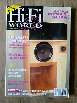 HI-FI WORLD MAGAZINE 1994, JOB LOT of 1