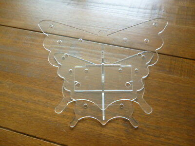 Cake pop acrylic  BUTTERFLY stand display