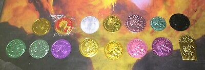 set of 15 2019 Bacchus Doubloons