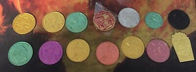 set of 14 2019 Bacchus Doubloons