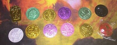 set of 12 2019 Bacchus Doubloons