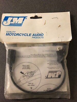 J&m Audio Upper Cord Hc-Pa 8 Pin For Use With Hs-Cd9174 New Connector