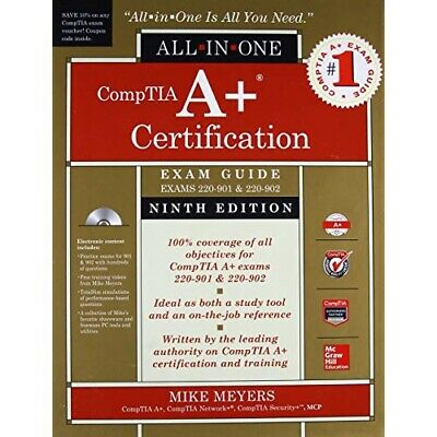 CompTIA A+ Certification All-in-One Exam Guide, Ninth Edition (eBook)