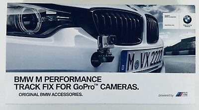 BMW M-Performance Track Fix For Gopro Camera -used