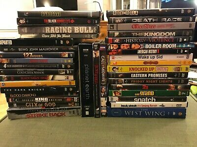 DVD Movies Pick and Choose