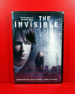 The Invisible (DVD, 2007) Justin Chatwin, Margarita Levieva - BRAND NEW