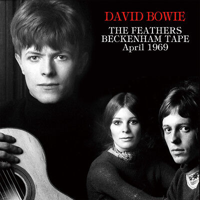 David Bowie The Feathers Beckenham Tape Cd