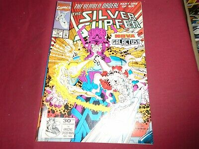 SILVER SURFER #70 Marvel Comics 1992 NM