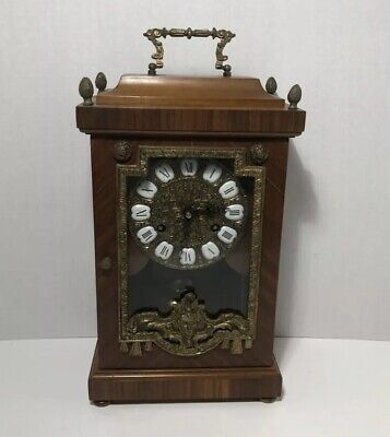 FHS Germany Inlaid Clock Franz Hermle (see description)