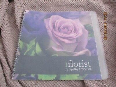 iFlorist Funeral Collection counter top guide