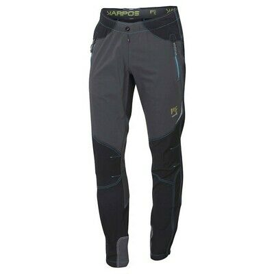 - Karpos Rock Pant Pantaloni Uomo, Black/Dark Grey