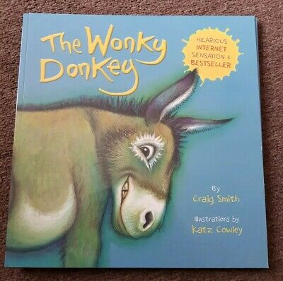 The Wonky Donkey Book By Craig Smith