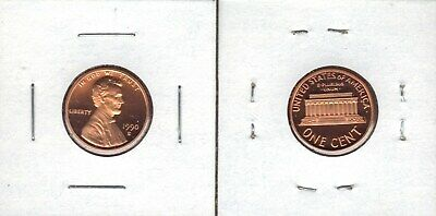 1990-S Choice Proof Lincoln Cent
