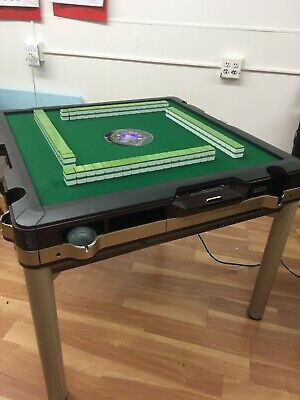 Admirable Automatic Mahjong Table For Parts Or Repair Download Free Architecture Designs Sospemadebymaigaardcom