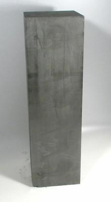 "Nuclear Graphite Block TSX NCCo 6 x 6 x 20 ½"" 46 Pounds"