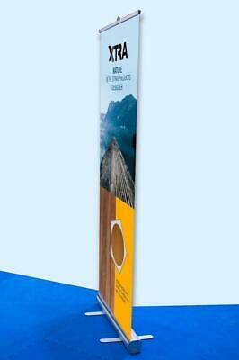 Display Stand Roller Banner - Pop / Pull / Roll Up Sign Exhibition Trade Show