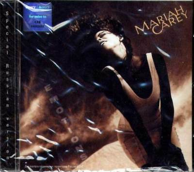 """MARIAH CAREY""""Emotion""""CD SONY-BMG RUSSIA SPECIAL RUSSIAN VERSION SEALED"""