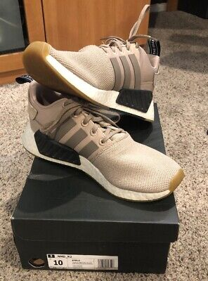 latest top fashion best sneakers BY9916] NEW MEN'S Adidas Originals Nmd_R2 Trace Khaki Simple ...