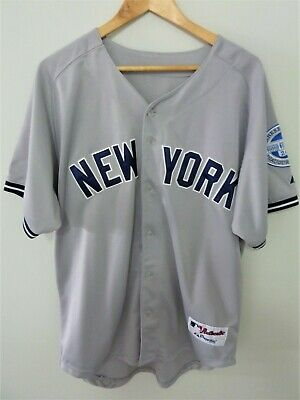 New York Yankees Majestic Replica Jersey 2009 Yankees Stadium Inaugural Season